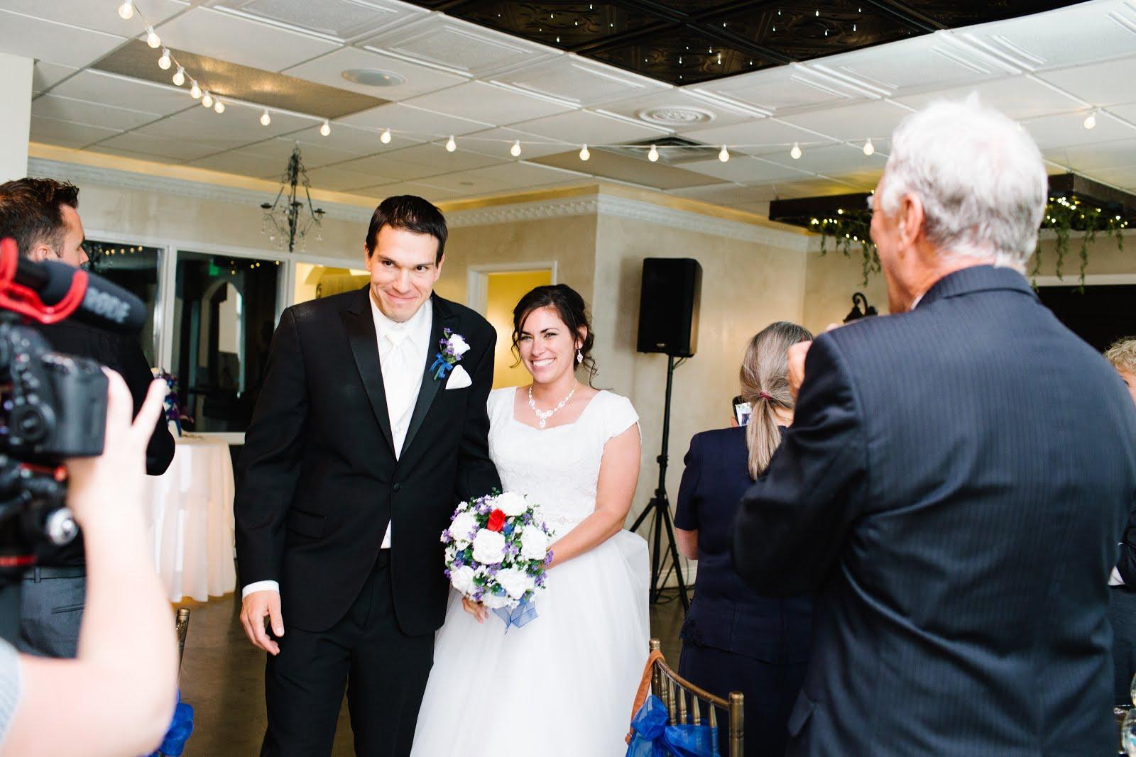 The Running Mormon My Stargazing Themed Wedding
