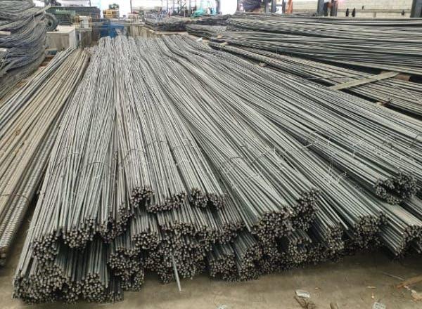 besi beton ulir polos ready
