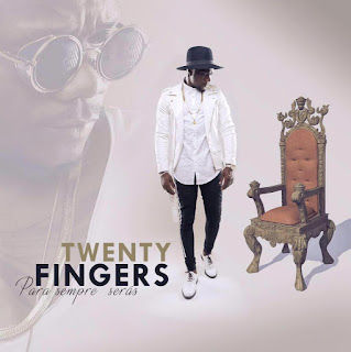 Twenty fingers ft Tsotsi- Nao saio daqui (2016)