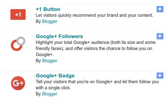 Official Blogger Blog