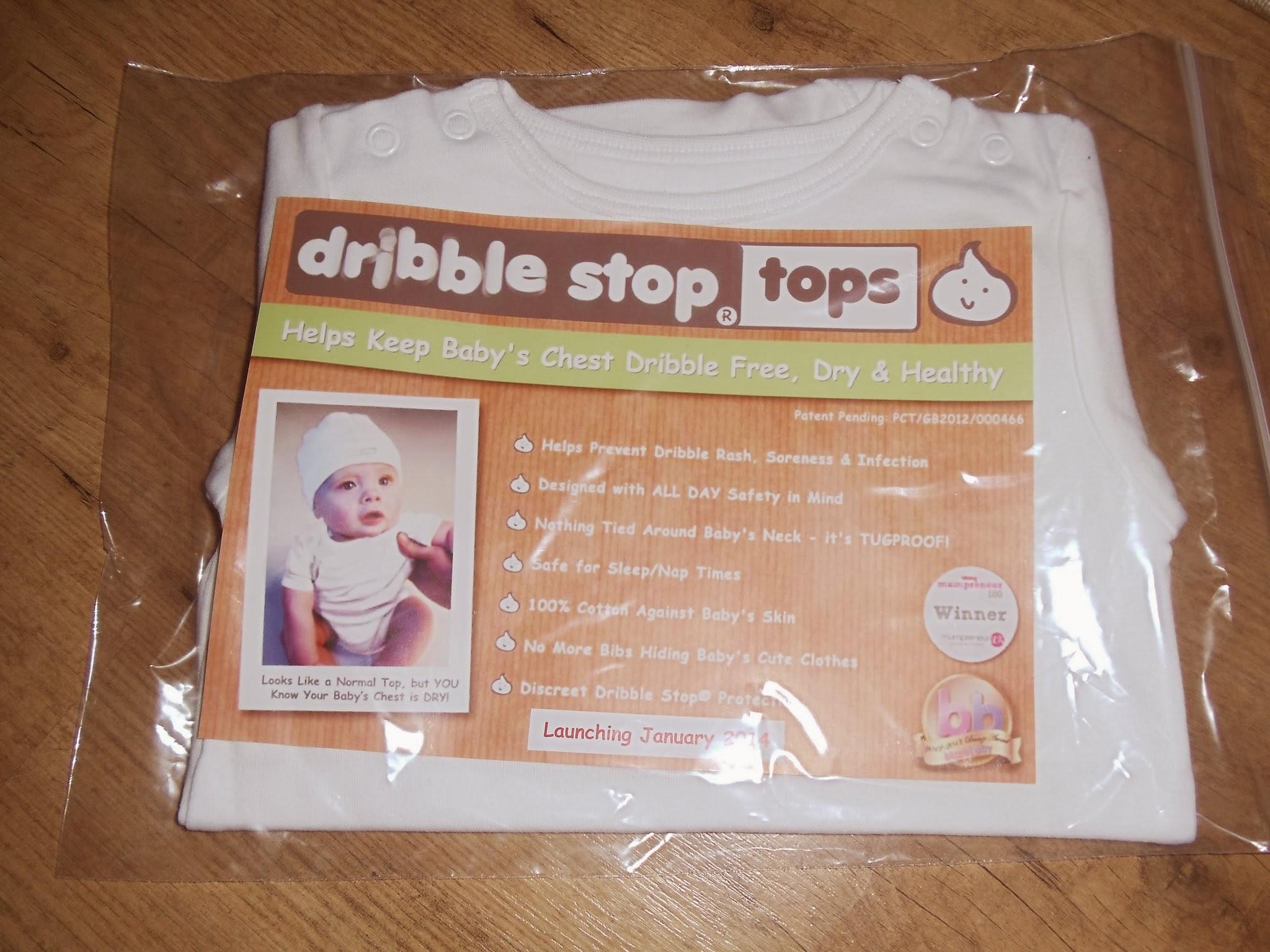 Dribble Stop Top