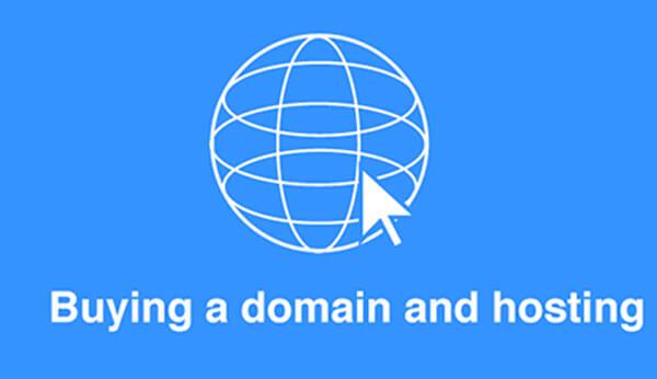 شراء الإستضافة والدومين   Buy wordpress  hosting and domain name