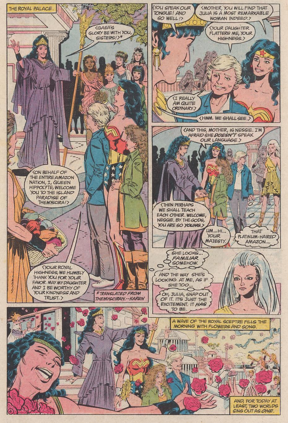 Read online Wonder Woman (1987) comic -  Issue # Annual 1 - 5