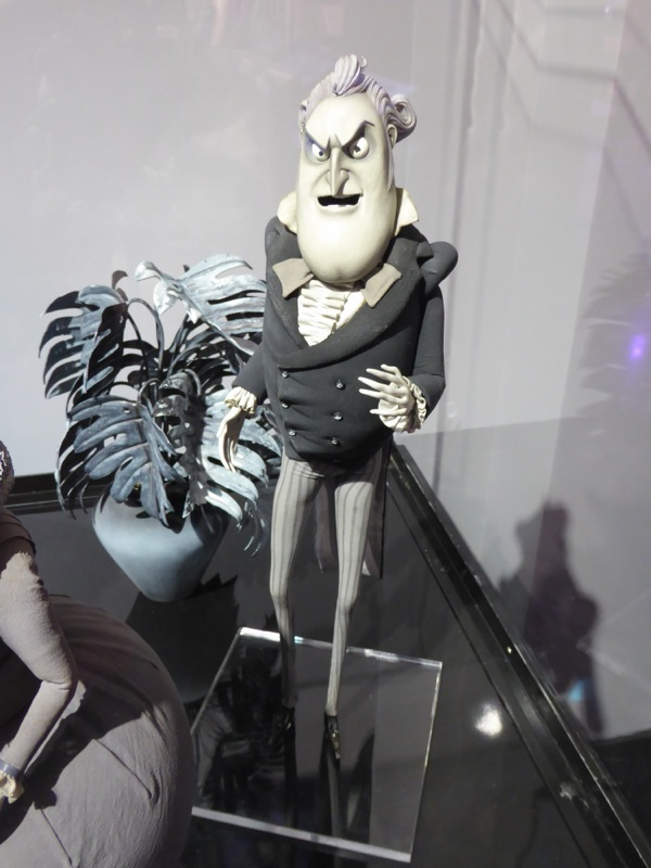 Corpse Bride stopmotion Barkis Bittern puppet
