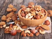 Los frutos secos fortalecen el cerebro