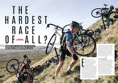 Riding The Three Peaks - Article for Cycling Plus Magazine