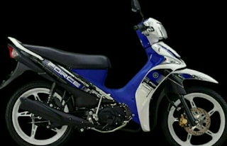 Harga Motor Yamaha Vega Force dan Spesifikasi Lengkapnya