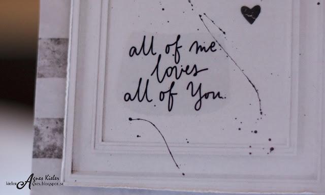 naklejka transparentna z napisem