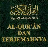 Al-Quran dan Terjemahannya dalam Bahasa Indonesia