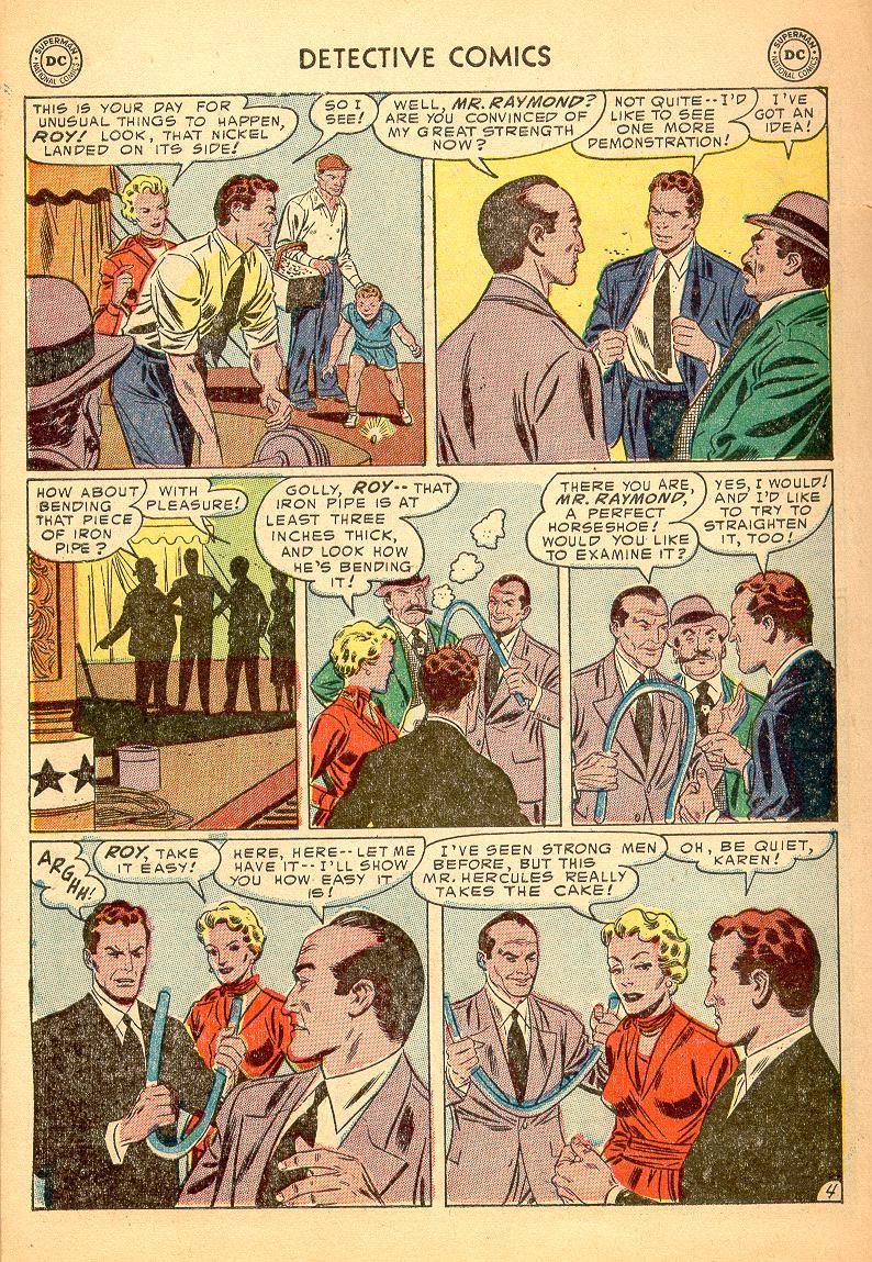 Read online Detective Comics (1937) comic -  Issue #214 - 30