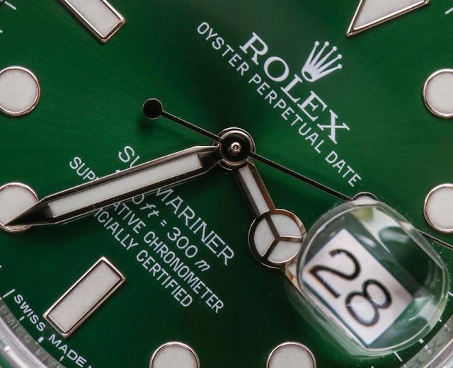 Top Réplique Luxe Montres Rolex Submariner 116610LV