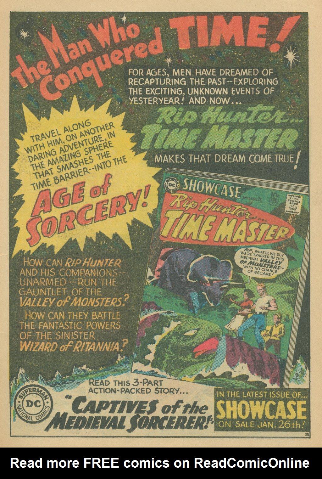 Read online World's Finest Comics comic -  Issue #108 - 17