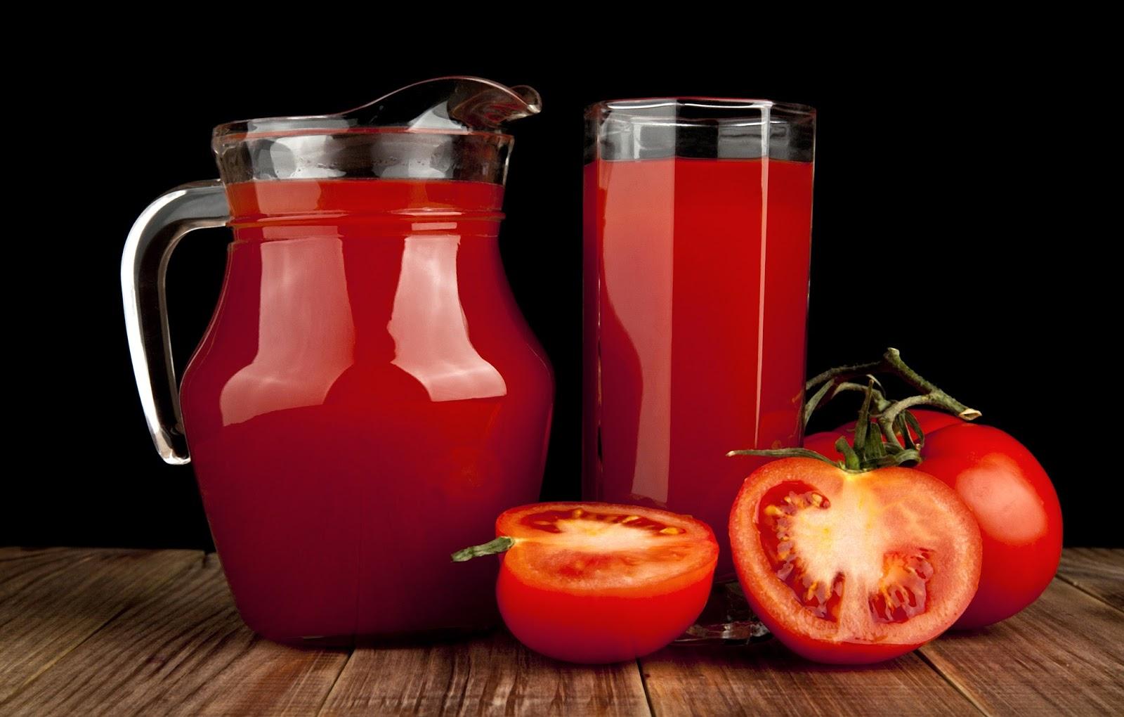 Jugo de tomate para bajar de peso   Como Bajar de Peso