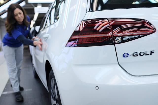 VW: produção superou 6 milhões de veículos em 2017