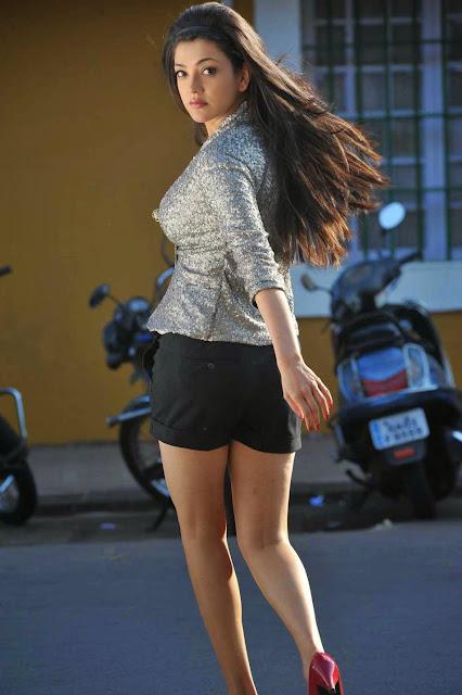 South Actress Kajal Aggarwal Hot Photos Gallery