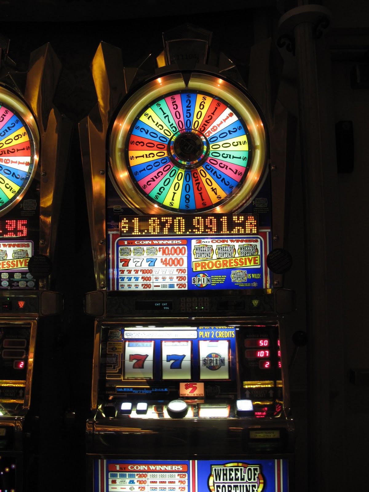 Vegas slot machine tricks
