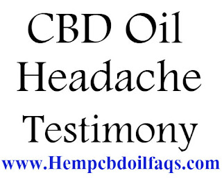 How to take CBD oil for headaches. How Hempworx CBD oil cured my headache.