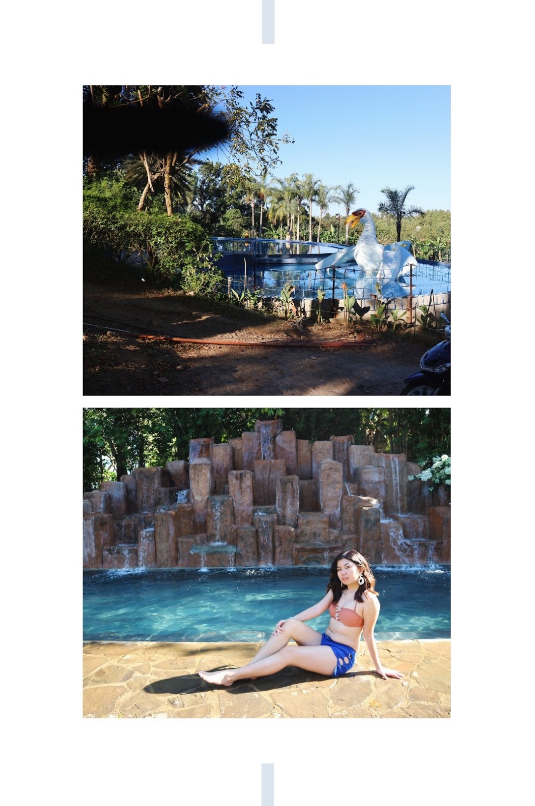 Shercon Resort and Ecology Park Pools