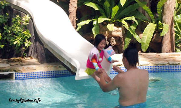 May's Organic Garden - Bacolod resort - family outing - summer - swimming