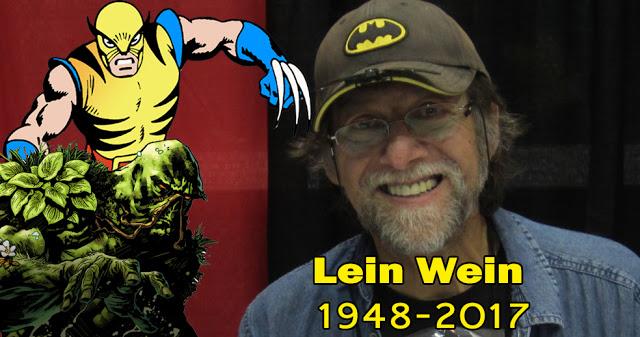 Fallece Len Wein.