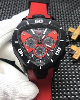 Jam Tangan Torino Lamborghini merah