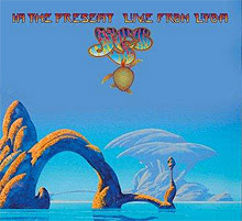 Yes - In the Present – Live From Lyon – CD/DVD