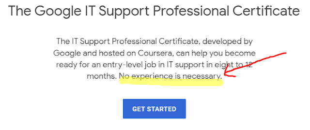 Join IT Support Professional Course