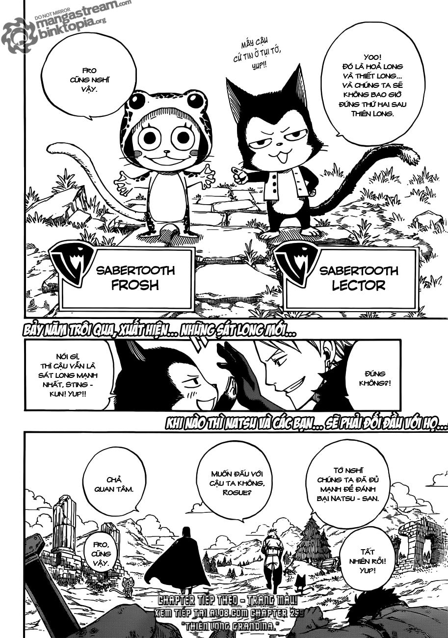 Fairy Tail chap 258 trang 22