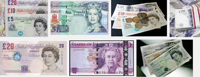£ là tiền gì?