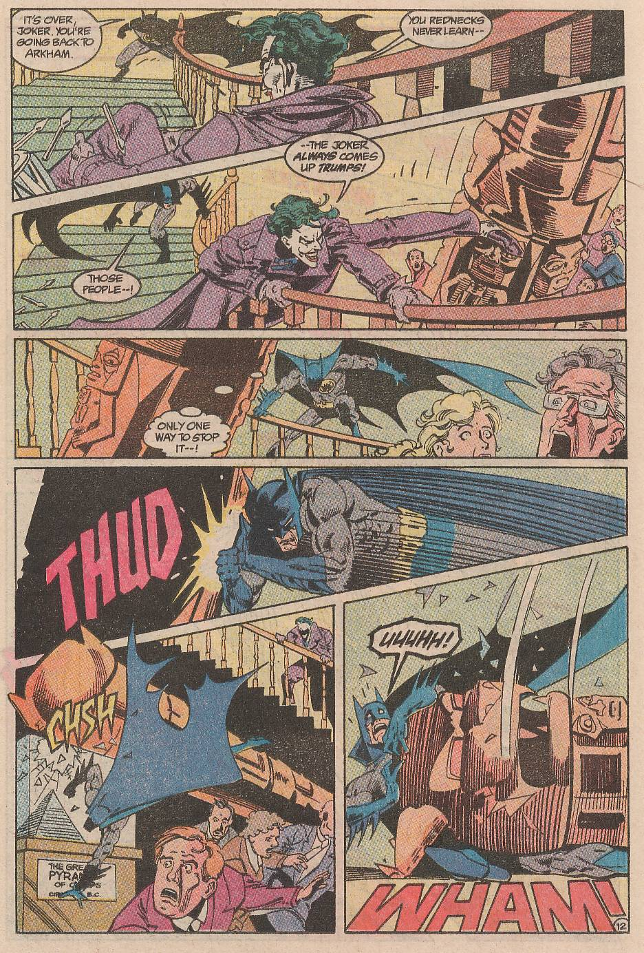 Detective Comics (1937) 617 Page 12