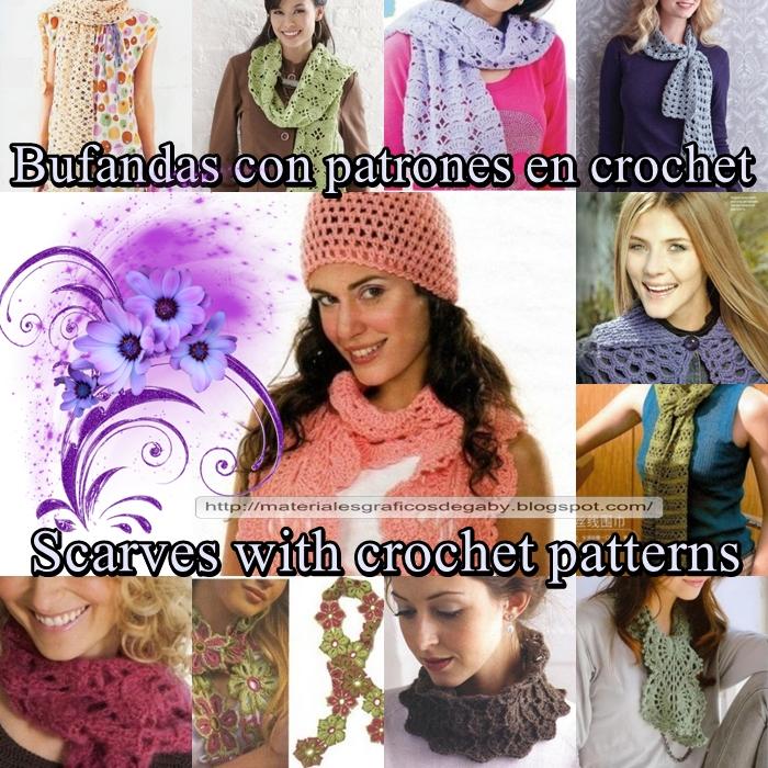 Atractivo Patrones De Confección De Bufandas Fotos - Ideas de ...