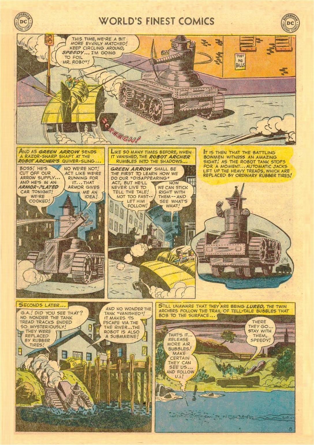Read online World's Finest Comics comic -  Issue #58 - 24