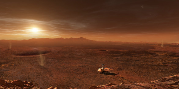 mars rover ultimo mensaje - photo #10