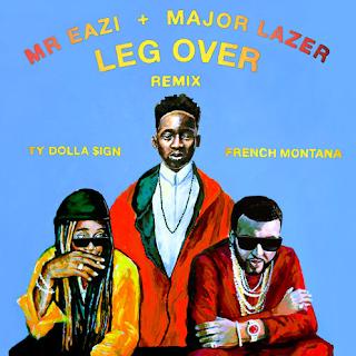 Mr Eazi & Major Lazer - Leg Over