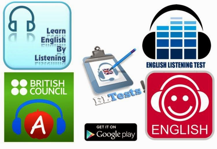 Belajar Bahasa Inggris Listening Gratis Via HP Android