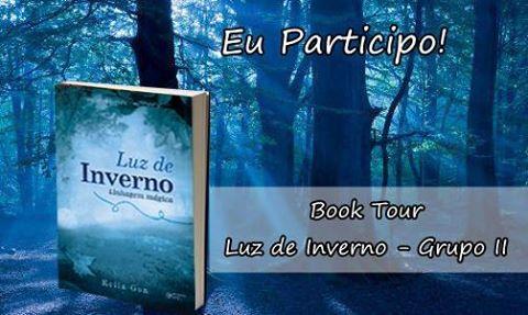 Book Tour - Luz de Inverno