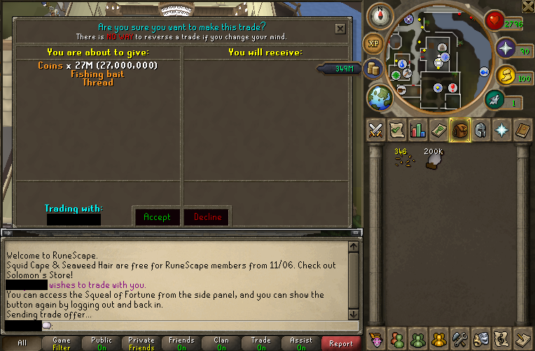 RS Screenshot