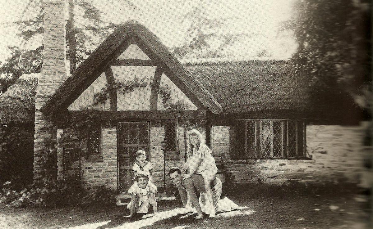My Love Of Old Hollywood Hollywood at Home Harold Lloyd