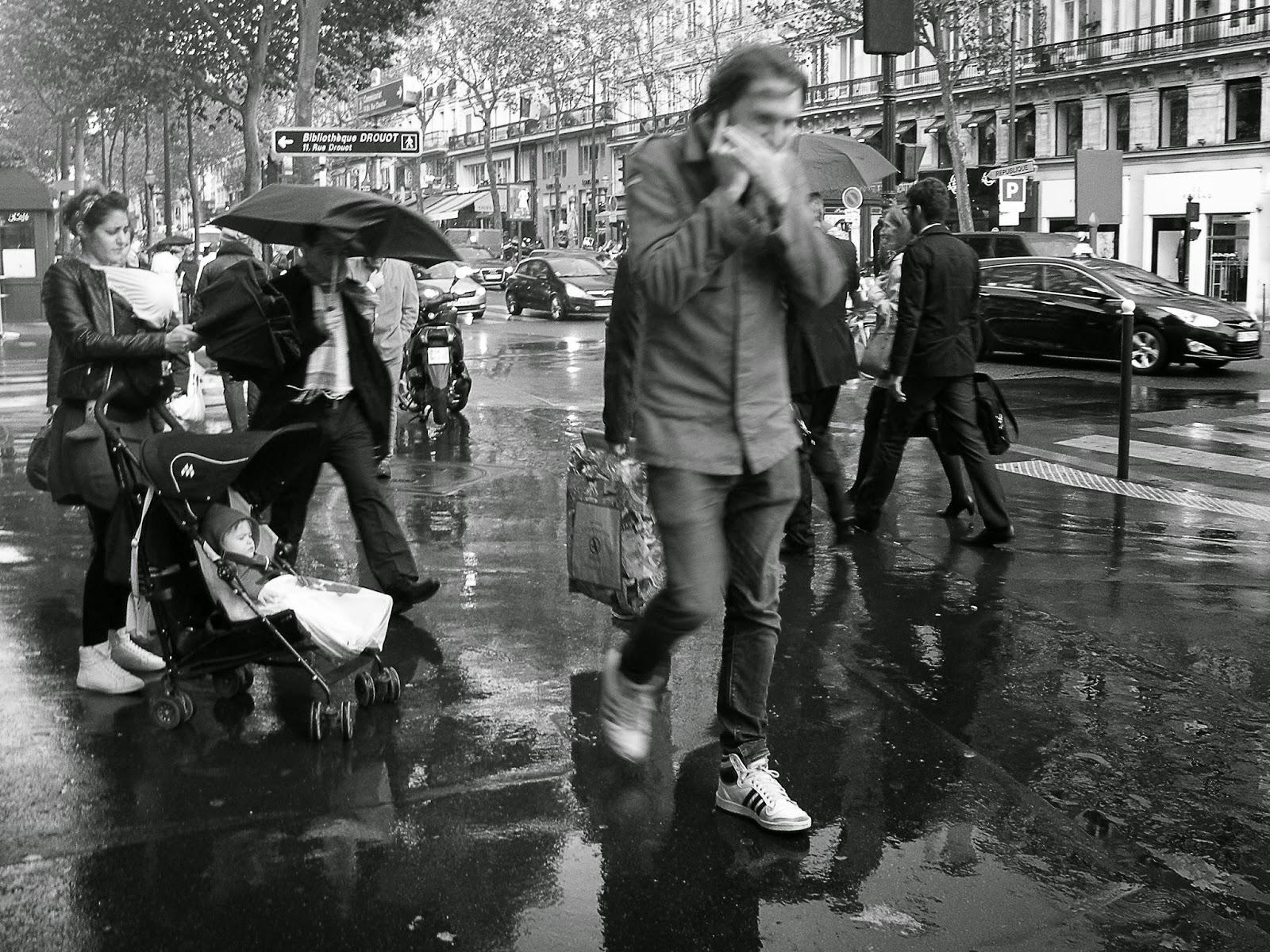 Street Photography Pluvieux 02 Street Photography Sergi