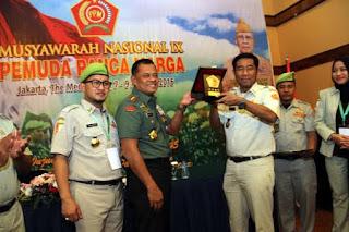 Panglima TNI :  Pemuda Panca Marga Ksatria Penerus Perjuangan Pahlawan