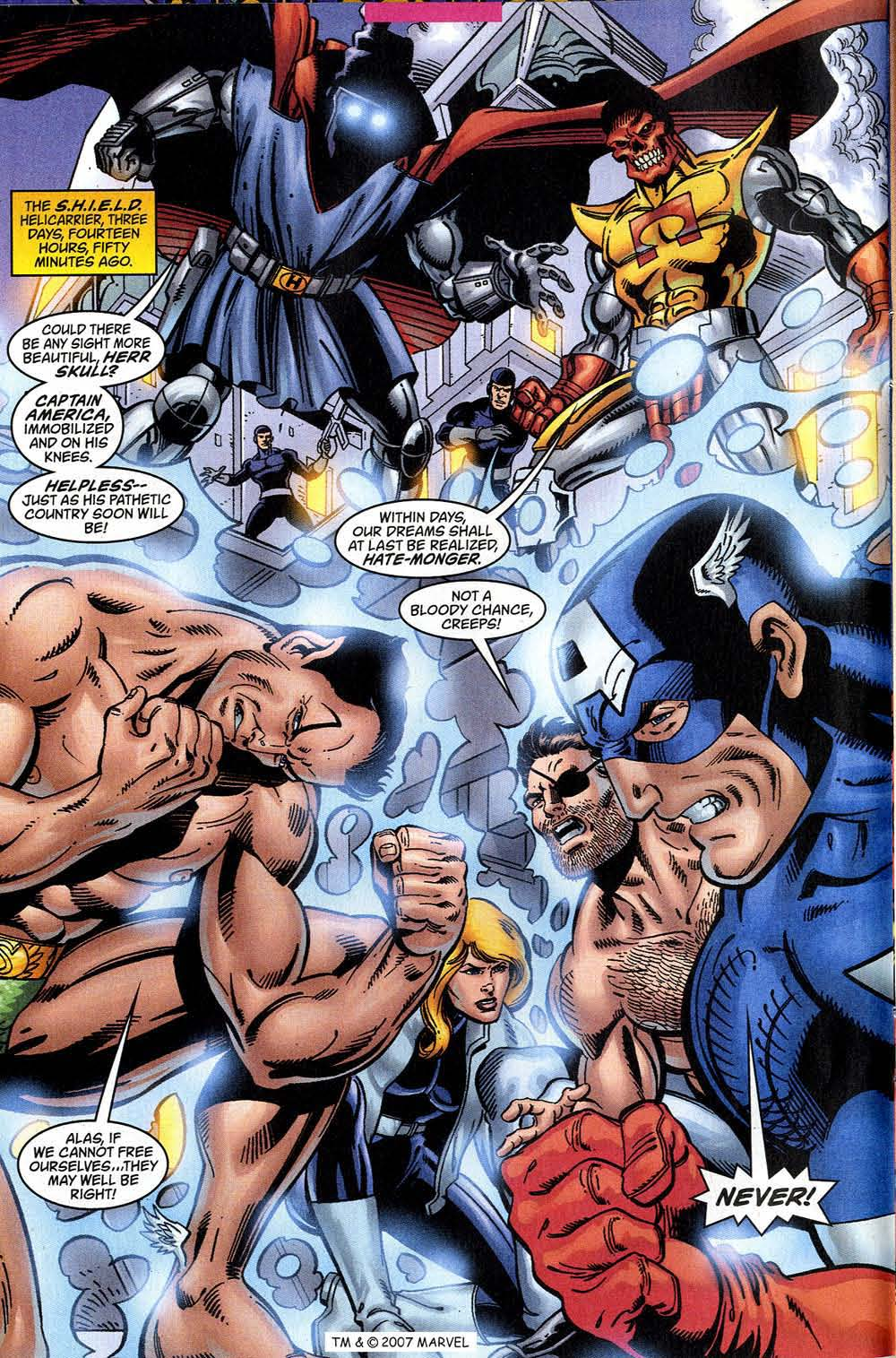 Captain America (1998) Issue #48 #55 - English 8
