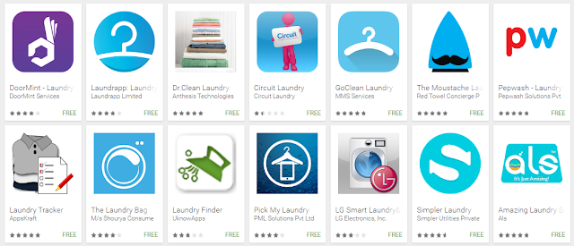 Laundry Apps - Youth Apps