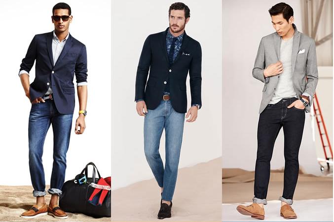 10 Inspirasi Mengkombinasikan Pakaian Pria Agar Terlihat