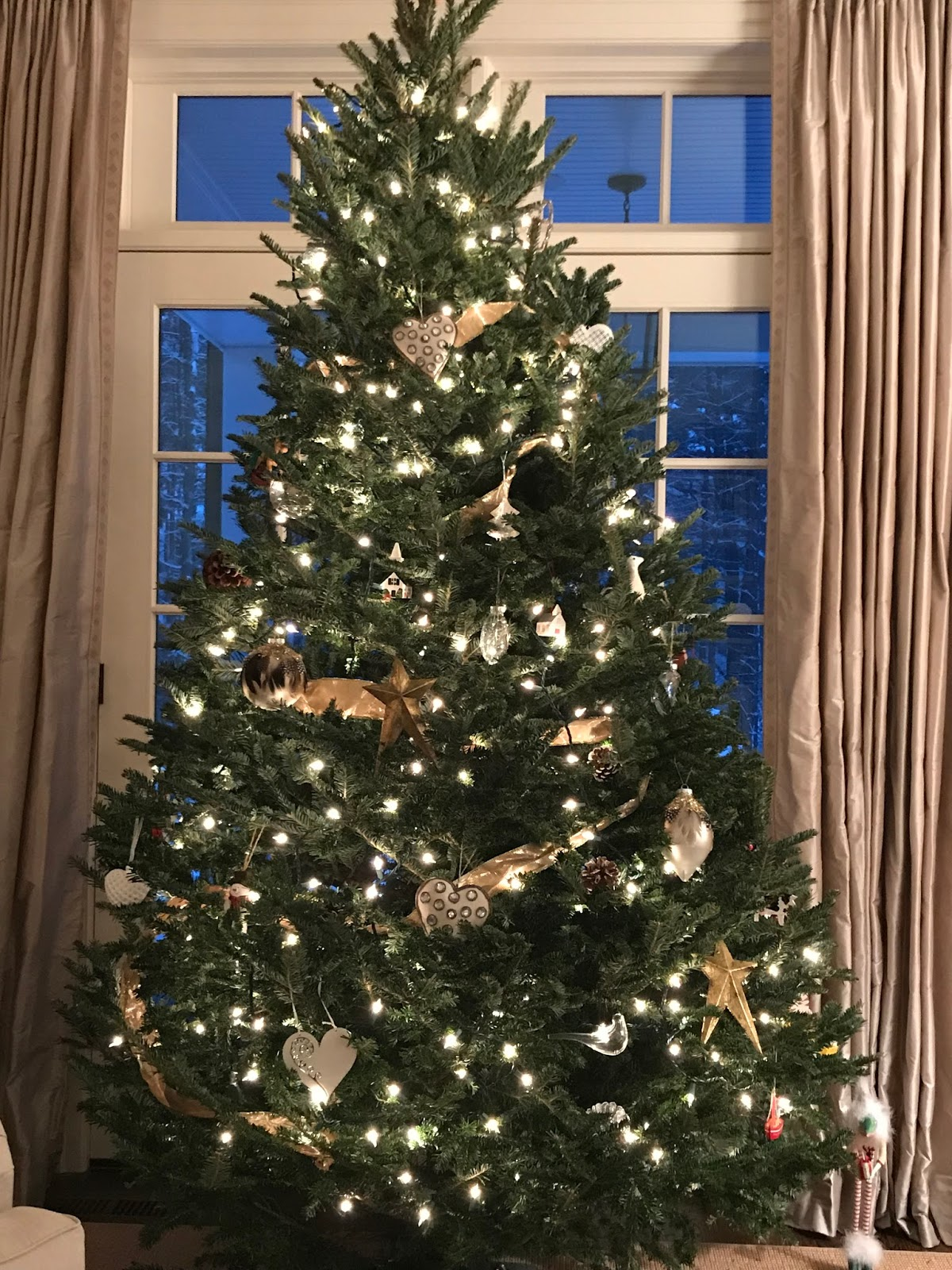 Finding Babcie: A JEWISH CHRISTMAS TREE