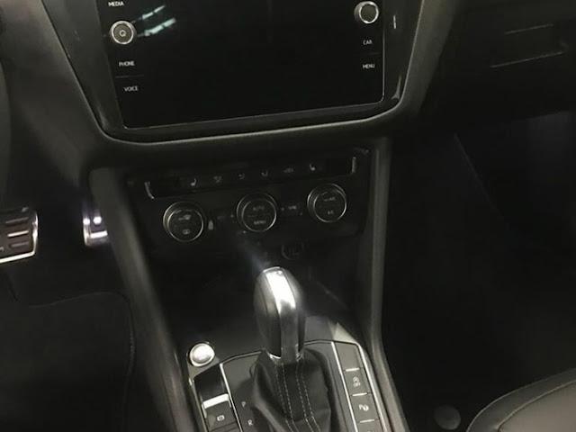 Novo VW Tiguan 2019 - interior