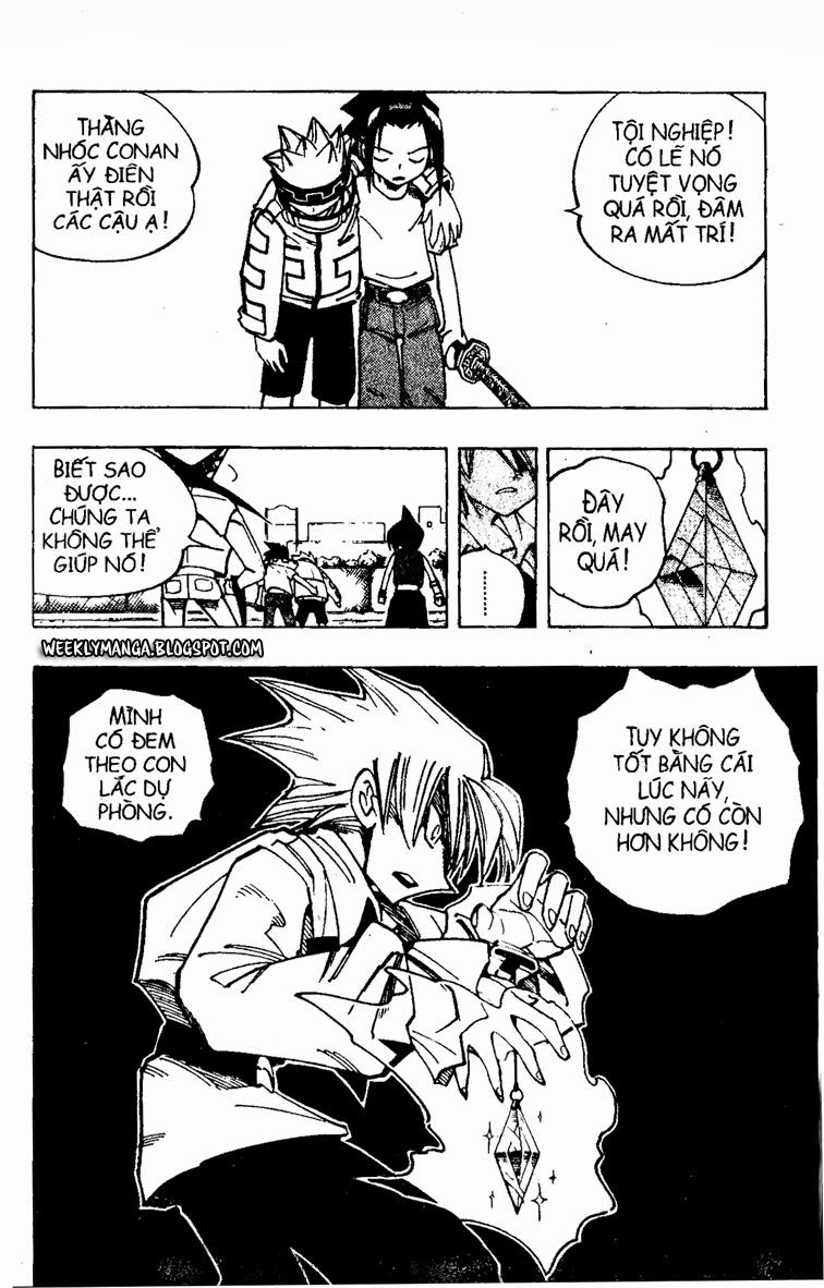 Shaman King [Vua pháp thuật] chap 88 trang 7
