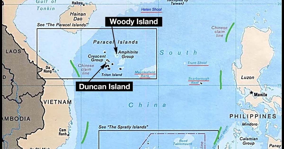 Submarine Matters Submarine Implications Of Woody And The Reef - Us submarine bases map submar