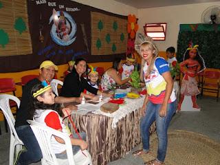 CSJD realiza Oficina de Pais e Filhos dentro do projeto do 17º Momento Cultural...