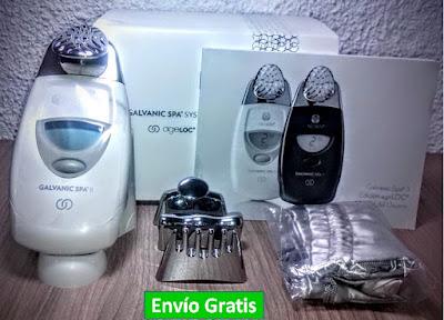 Galvanic Spa Blanco