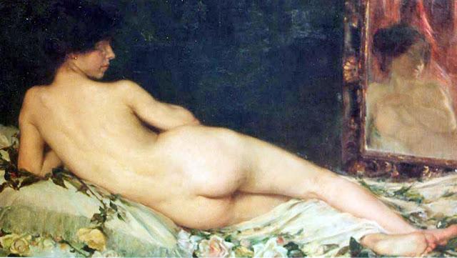Aurelia Navarro Moreno, Il nude in arte, Artistic Nude